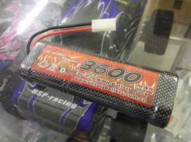 VB Power 7.2v 3600mAh NIMH Rc Battery