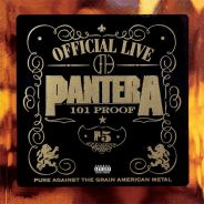 Pantera Official Live: 101 Proof 180g 2LP