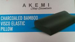 Akemi Charcoaled Bamboo Visco Elastic Pillow