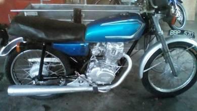 1995 or older Honda CG125 Motor urgent nak dijual