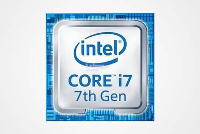 DESKTOP INTEL CORE i7 7th GEN CPU