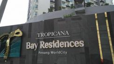 Tropicana Bay Residence #Bayan Lepas #Near Queensbay Mall
