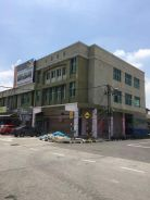 Kepala batas corner shop lot for sale