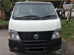 2011 Nissan Urvan 3.0 (M) GOOD CONDITION