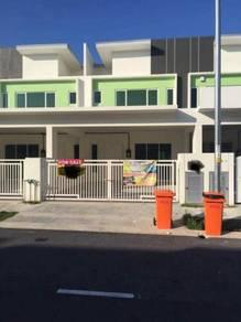 Double Storey link Homes Intermediate Hijayu 3A Bandar Sri Sendayan, N