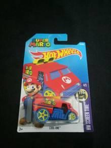 Hot wheels Super Mario Cool One