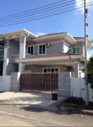 Double Storey Semi Detached at Luak Bay (Barnville), Miri