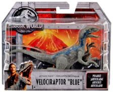 Mattel Jurassic World blue