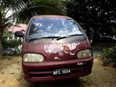 New Perodua Rusa for sale