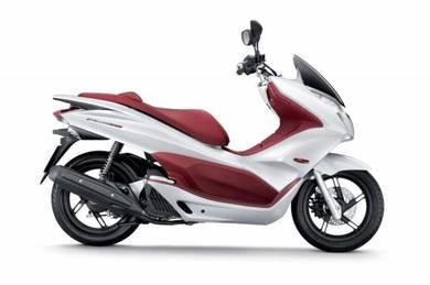 Honda pcx 150 EASY approval