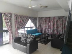 Grace Ville Condominium, 2nd Floor, Duplex Unit, Sembulan KK City