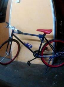 Basikal fixie untuk dijual
