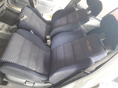 Seat kancil trxx tag kuning