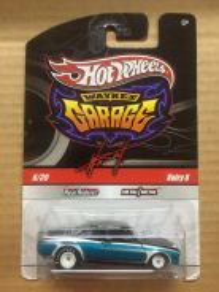 Hotwheels Garage Vairy 8