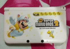 Nintendo 3ds xl (Modded)