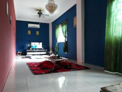 Single Storey Corner House at Taman Matang Ville, Matang 8th Mile