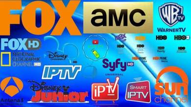 SHOW LIVE CHANNEL Tv box u4k Android pro tvbox