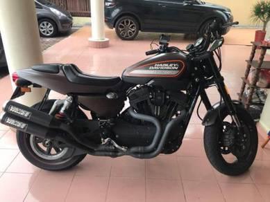 2011 Harley davidson sportster xr1200x