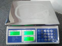 Weighing scale 30kg timbang electronic baterry