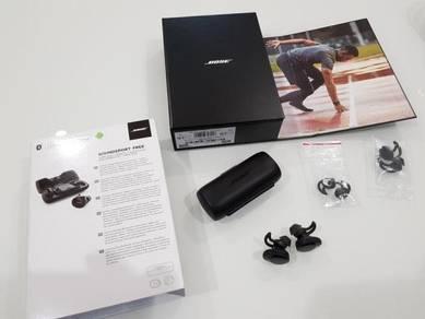 Bose wireless earphone soundsport free