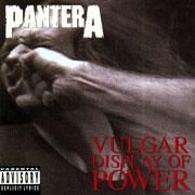 Pantera Vulgar Display Of Power 180g 2LP