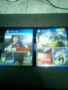 PS4 Bluray games