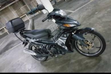 2013 Yamaha LC135 5Speed