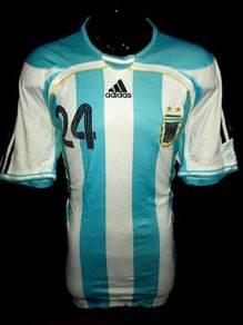 Argentina 2006 home jersey XL
