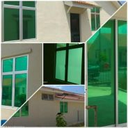 H&S; cool tinted film
