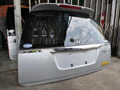 Honda stream rn1 rn2 rn3 rear bonet bonnet spoiler