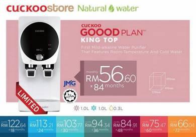 Cuckoo raya good plan (x2)