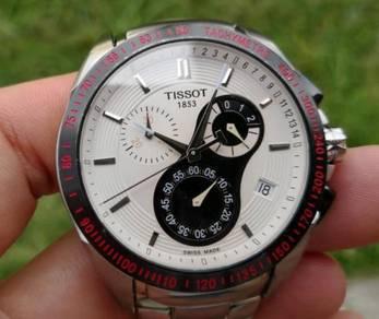 Tissot Veloci-T Chronograph Watch
