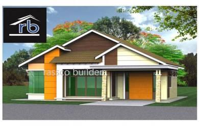 1 unit banglo untuk dijual di Pasir Pekan