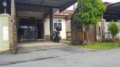 Single Storey Taman Seri Mangga Seksyen 1 Below Value