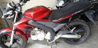 2008 Yamaha FZ150i