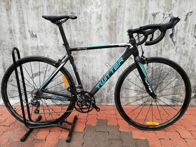 Twitter TW732 Claris 8S Entry Level Road Bike