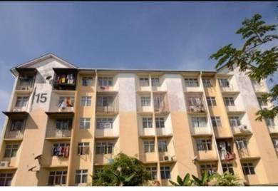 Rista Villa Apartment Taman Putra Perdana Puchong Murah