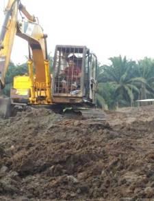 Excavator kobelco sk100-3