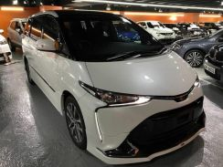 Toyota Estima Bodykit 2017 Front Conversion