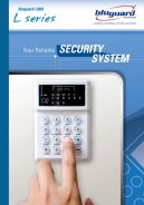 Bluguard Alarm System For Home / Office