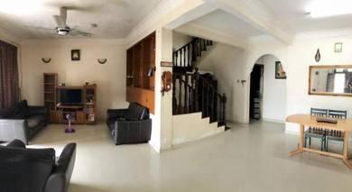 Bukit Kempas Double Storey Semi D Renovated (CAN FULL LOAN + LAWYER FE
