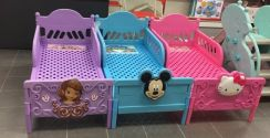 Disney kids bedframe