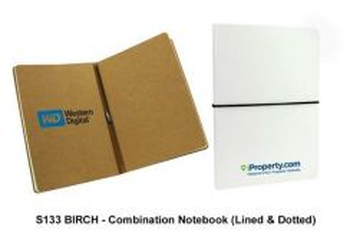 [Wholesale] BIRCH - Combination Notebook