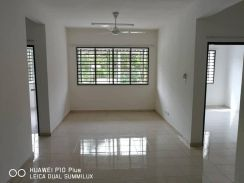 GROUND FLOOR Apartment Taman Puncak Rasah (FREEHOLD)