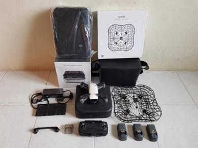 [Super Bundle] DJI Spark + Portable Charging Dock