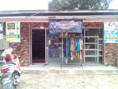 Kedai untuk disewa