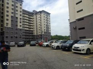 Apartment putra harmoni Putrajaya tkt. 4