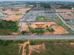 5.531 Acres Near Gelang Patah Commercial Land For Sale