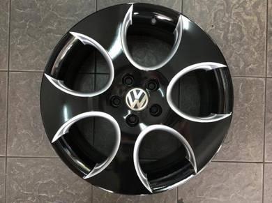 18 Inch Original Volkswagen Rim Jetta Passat Golf