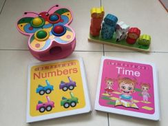 Educational kids/baby toys